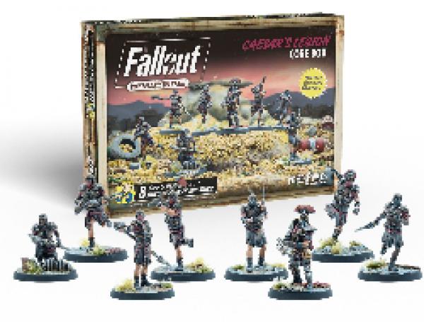 Fallout: Wasteland Warfare - Caesar's Legion Core Box