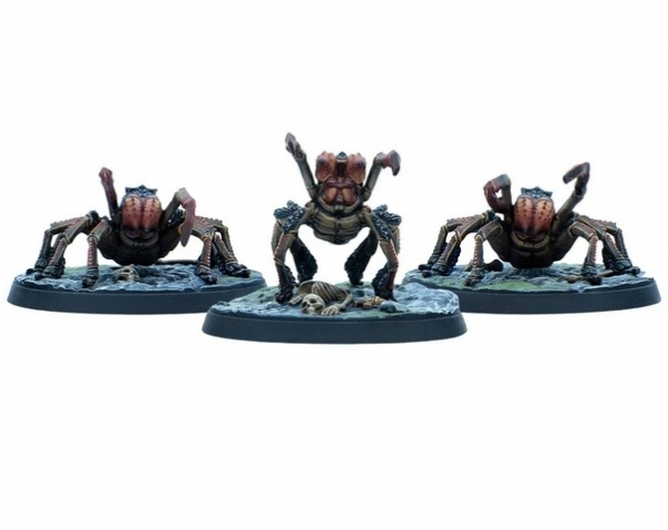 Elder Scrolls: Call To Arms Frostbite Spiders