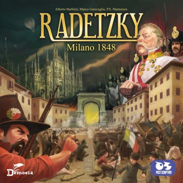 Radetzky - Milano 1848