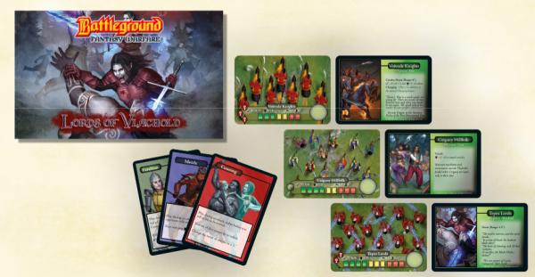 Battleground Fantasy Warfare: Lords of Vlachold