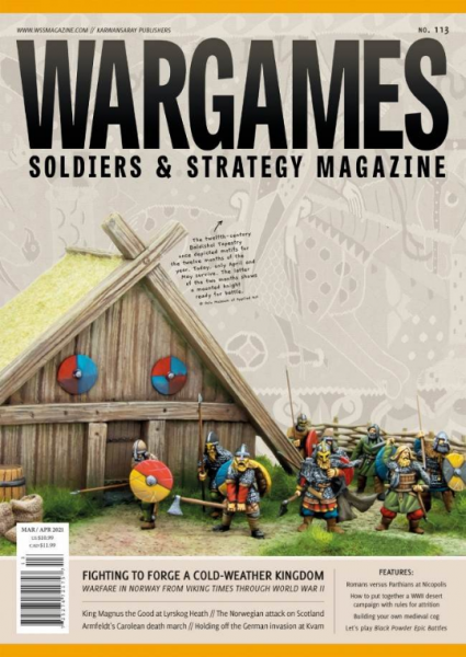Wargames, Soldiers & Strategy Magazine: Issue #113