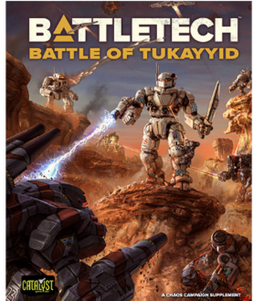 Classic BattleTech: Battle of Tukayyid