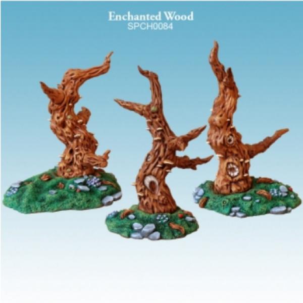 Miniature Terrain: Enchanted Wood