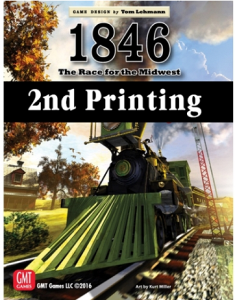 1846: The Race for the Midwest (Second Printing)