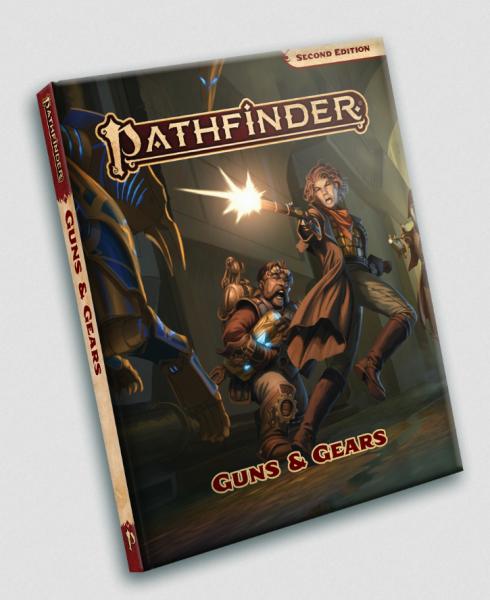 Pathfinder (P2): Guns & Gears