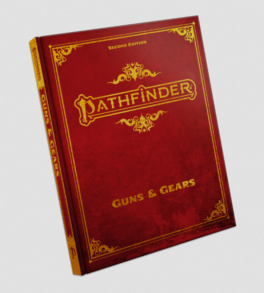 Pathfinder (P2): Guns & Gears - Special Edition