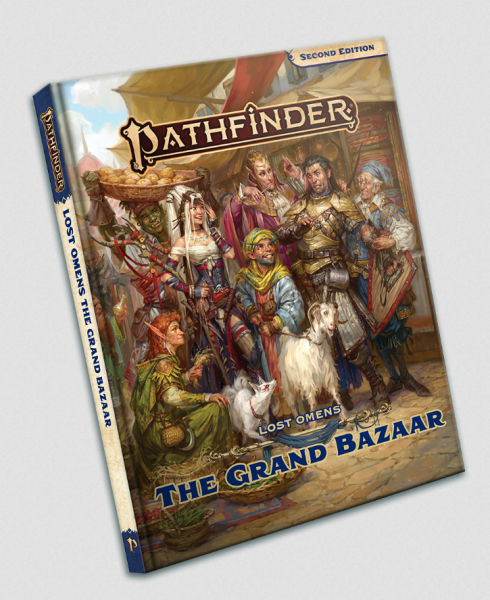 Pathfinder (P2): Lost Omens - The Grand Bazaar