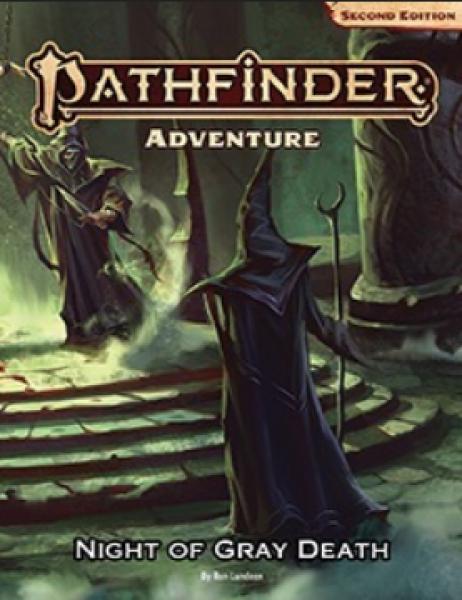 Pathfinder (P2): Pathfinder Adventure - Night of the Gray Death