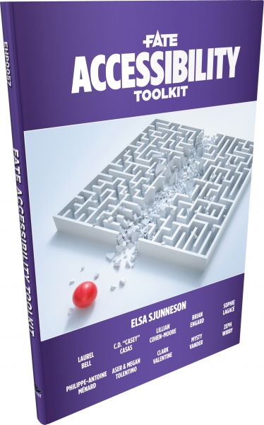 Fate RPG: Fate Accessibility Toolkit