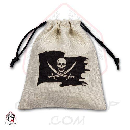 Dice Accessories: Pirate Dice Bag