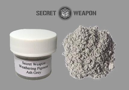 Weathering Pigments: Ash Grey