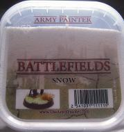 Miniature Basing - Battlefields Essential: Snow (Scatter) (150mL)